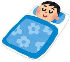 眠ることの重要性