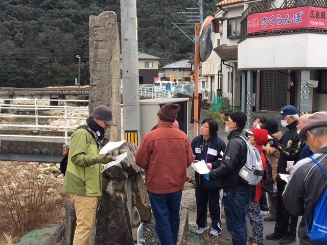 「可部の街散策ウォーキング」開催